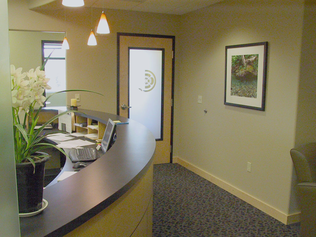 Front Desk at Oregon Periodontics, P.C.